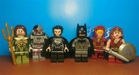 Bootleg Lego Justice League Flash justice league dceu lego custom dc extended universe jus flickr