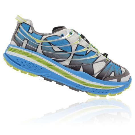 trail running shoes hoka hoka stinson trail running shoes 20 sportsshoes