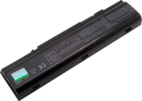 Dell Baterai Laptop Model F287h F286h Vostro 1015 1210 1014 A840 A860 dell f287h battery 4400mah replacement dell f287h laptop