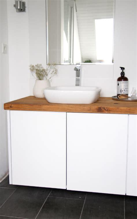 waschtisch selbst gebaut design dots badezimmer selbst renovieren