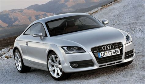 2006 audi tt 3 2 quattro sport car technical specifications and performance