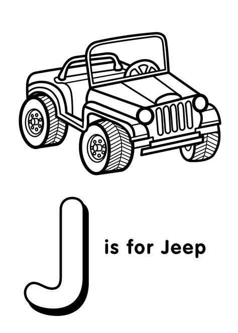 Ll Cool J Coloring Page by Printable Letter J Worksheets For Kindergarten Loving