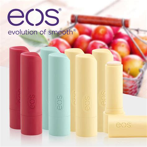 Eos Organic Lip Balm Evolution Of Smooth eos evolution of smooth organic smooth lip balm 8 stick
