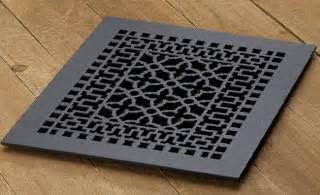 14x18 cast iron renaissance floor register cast iron