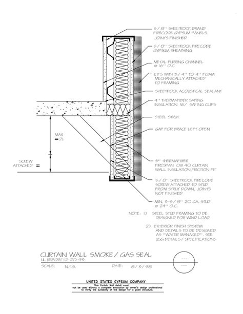 curtain wall design pdf curtain wall details