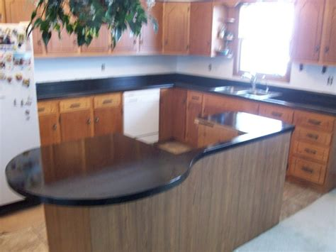kitchen countertop resurfacing repair in spencer ia