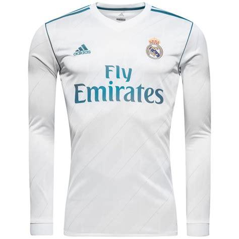 Jersey Multi Sport Real Madrid Third Ls 2013 real madrid home shirt 2017 18 l s www unisportstore