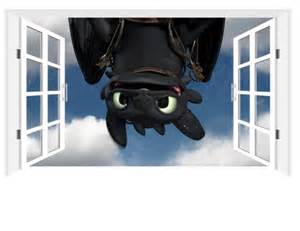 How To Train Your Dragon Wall Stickers kids amp nursery legends wall art