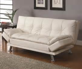 White Sleeper Sofa Sofa Store Curved Contemporary Sofa