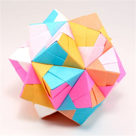 Origami Unit - a few paper folding projects