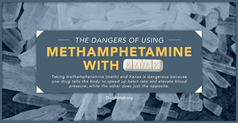 Detox Rehabs Xanax by Dangers Of Using Meth With Xanax