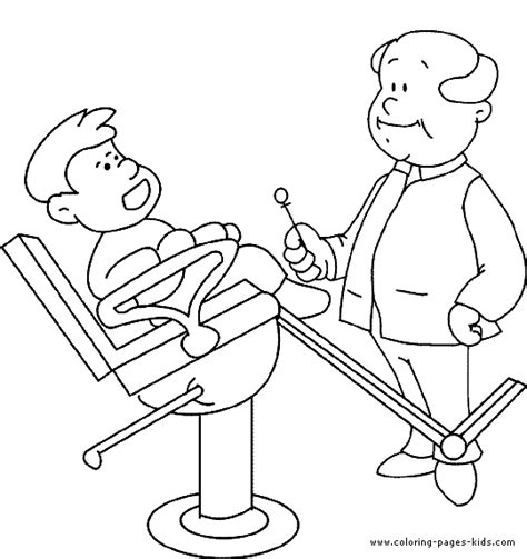 dental coloring pages for toddlers dentist coloring pages bestofcoloring com