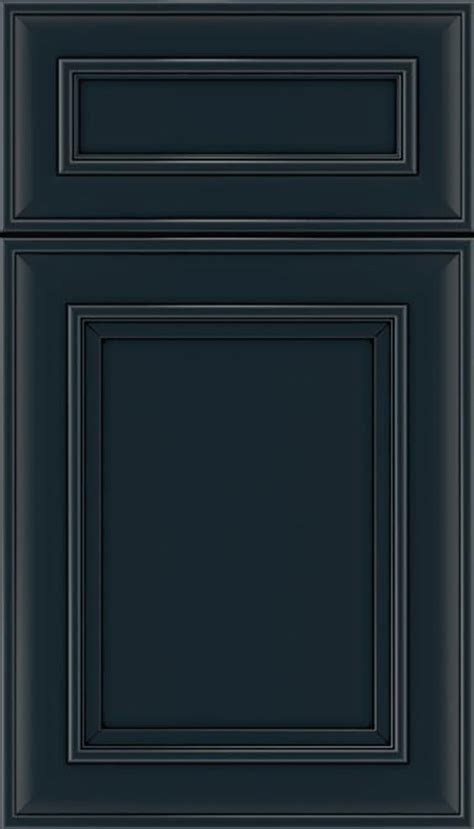 Kitchen Craft Cabinets Dealers by Gunmetal Blue Black Glazed Cabinet Finish Kitchen Craft