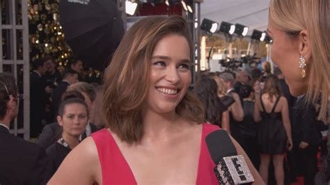 game of thrones actor joe emilia clarke played a very sticky prank on khal moro
