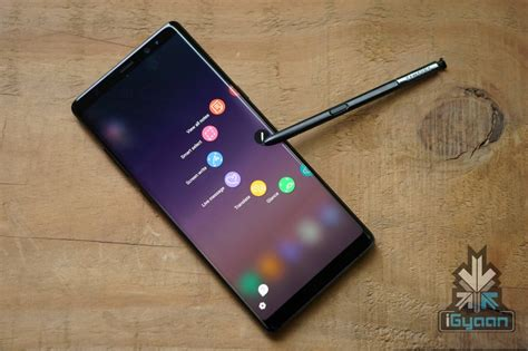 Samsung Note 8 Replika samsung galaxy note8 unboxing and overview