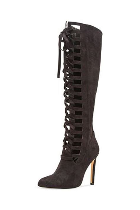 chelsea zoe knee high boot from baltimore by larhonda