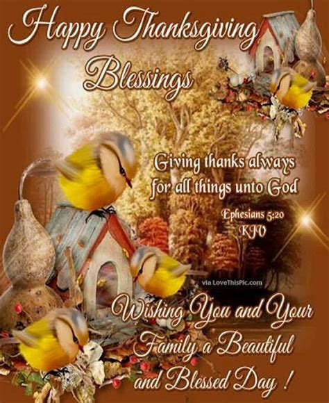 thanksgiving blessings images happy thanksgiving blessings religious quote pictures