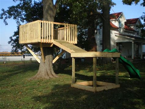 free standing tree house designs how to make a free standing treehouse just b cause