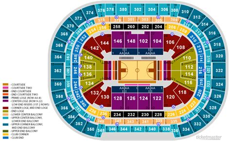 pepsi center seating chart concert seating chart pepsi center pepsi center seating chart