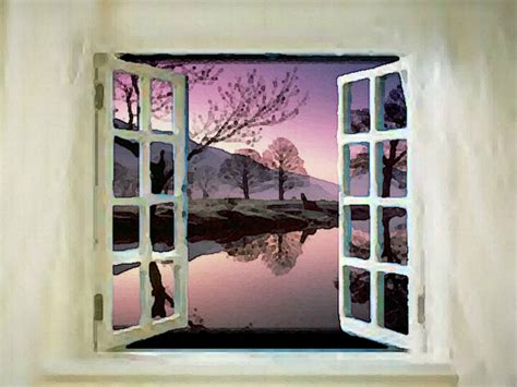 imagenes de jardines en ventanas la ventana abierta saki ares cronida