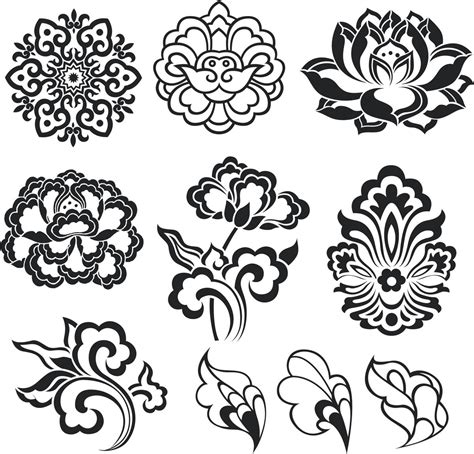 floral design tattoos lotus meaning