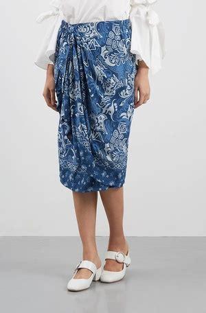 Aoli Clothing 290 belanja koleksi batik wanita berrybenka