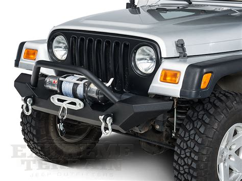 Jeep Yj Bumpers Jeep Wrangler Yj Front Bumperugg Stovle