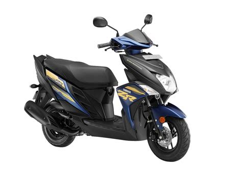 2018 yamaha zr scooter launched at rs 53 451 with new