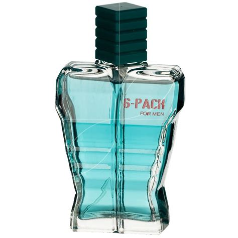 Look 100ml looks 6 pack eau de toilette homme 100ml