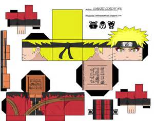 Papercraft Fairs - image detail for cool anime papercraft chi anime