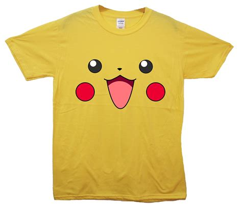 Where To Get Shirts Design Pikachu T Shirt