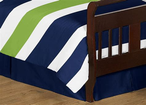 lime green and navy striped bedding blue green sweet jojo designs navy blue lime green white stripe boy
