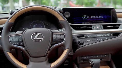 Lexus 2019 Es Interior by 2019 Lexus Es Interior Options