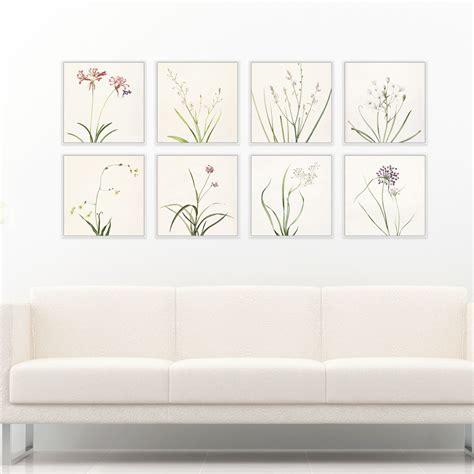 Dekorasi Dinding Lukisan Bunga Minimalis Merah musim semi bunga gambar beli murah musim semi bunga gambar