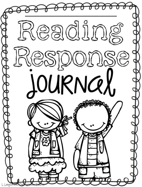 Printable Reading Journal Cover | 22 best images about reading on pinterest anchor charts
