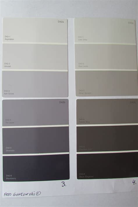 purple grey paint how to pick the perfect gray paint a popular color
