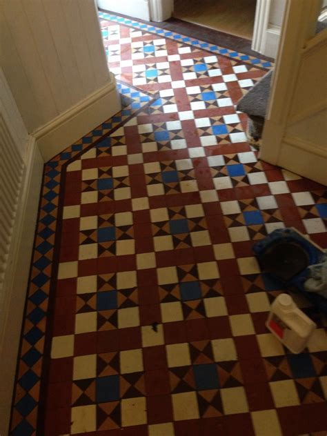 victorian minton floor   Tile Cleaners   Tile Cleaning