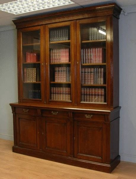 library bookshelves for sale large oak antique library bookcase c 1890