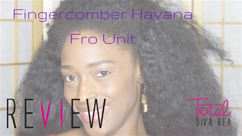 Fingercomber Review | fingercomber havana fro unit review l totaldivarea youtube