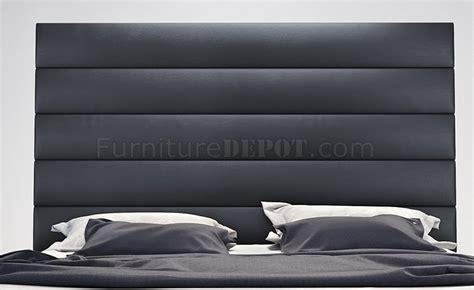 Prince Furniture Thompson by Modloft Beds Modloft Bed Coffee Bean More