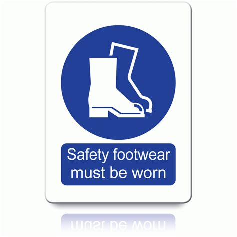 boat safety labels uk buy safety footwear must be worn labels mandatory stickers