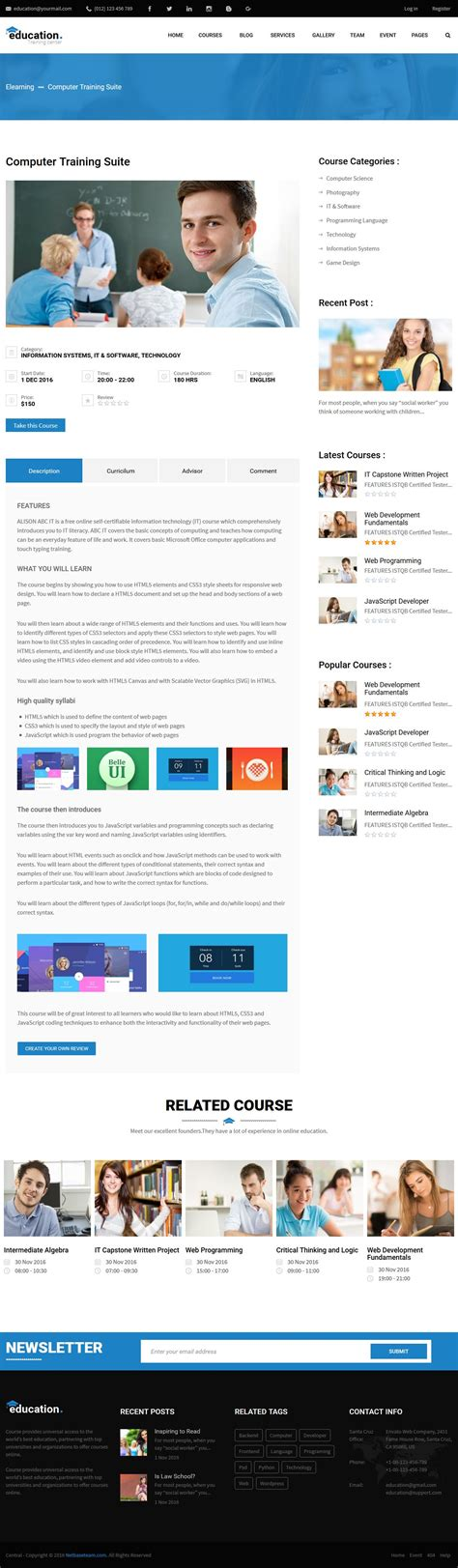 themeforest lms education lms responsive wordpress theme by truemart