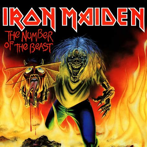 Of The Maiden iron maiden the number of the beast lyrics genius lyrics