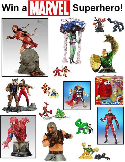 Hero Giveaways - marvel super heros giveaway action online
