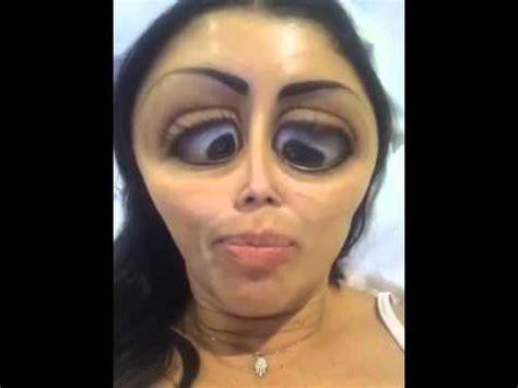 Imagenes De Ojos Grandes Y Feos | los ojos mas grandes del mundo youtube