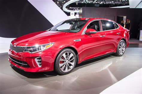 The New Kia Car 2016 Kia Optima Preview