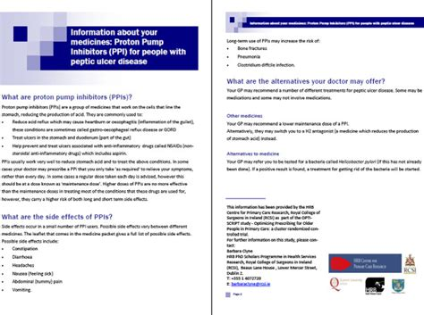 Explanation Letter Ks2 Exle Of Patient Information Leaflet
