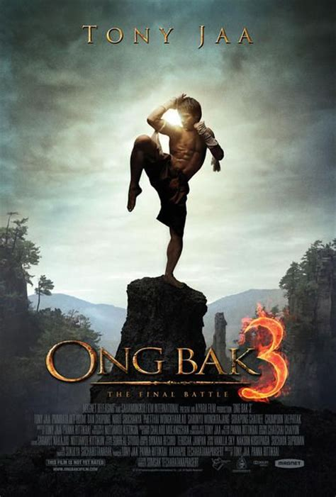english film ong bak ong bak 3 trailer ong bak 3 poster