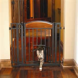 small pet gate carlson pet design studio walk through pet gate with small