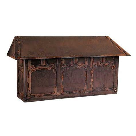 Arroyo Craftsman Arroyo Craftsman Evergreen Mail Box
